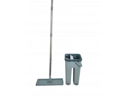 Clean & Dry - 2-in-1 Mop & Bucket System