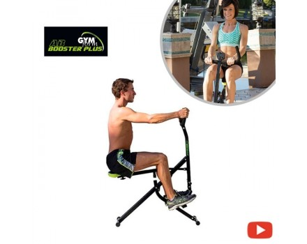 All-in-one fitness machine Ab Booster Plus + Computer (SAVE £60)