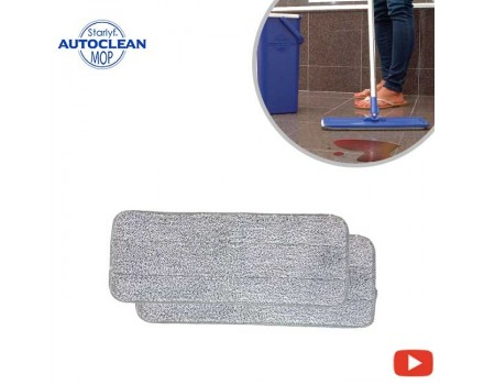 Replacement pads for Autoclean Mop