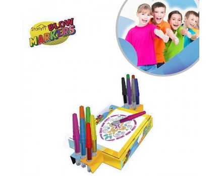 Blow Markers - Magic Spray Pens