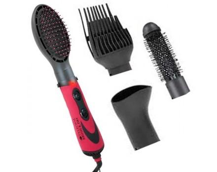 Hair brush hair dryer Velform Brush and Dry