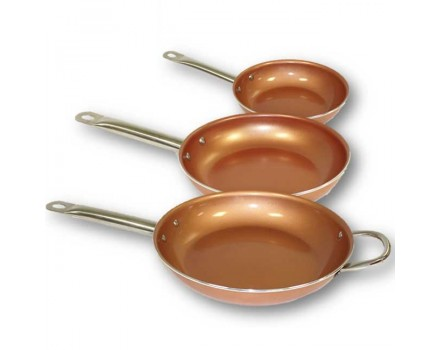 Starlyf Copper Pan - Frying pans