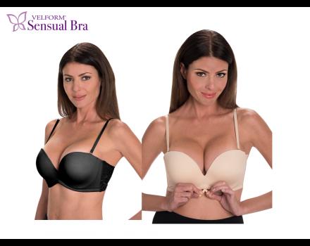 Velform Sensual Bra - Adjustable cleavage bra
