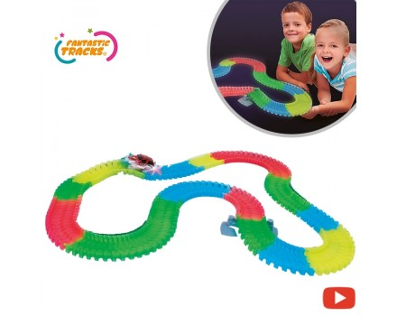 Fantastic Tracks - Toy cars for kids