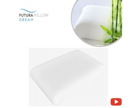 Futura Dream Pillow - Viscoelastic foam