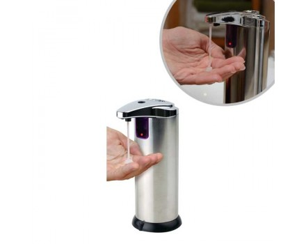 Hands Free Soap Dispenser + Hand Gel 500ML - Automatic Soap Dispenser