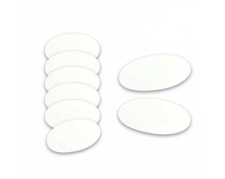 Gymform Six Pack Replacement Pads (8 units)