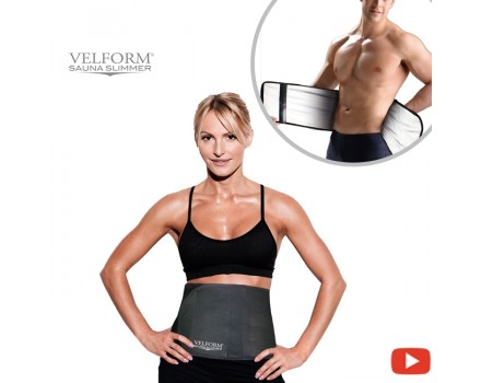 Velform Sauna Slimmer - Sweat belt