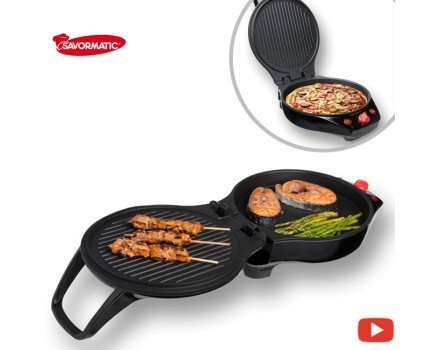 Savormatic - Electric griddle