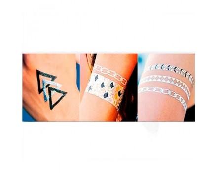Shine Tattoo Wild & Nature Collection - Provisional tattoo