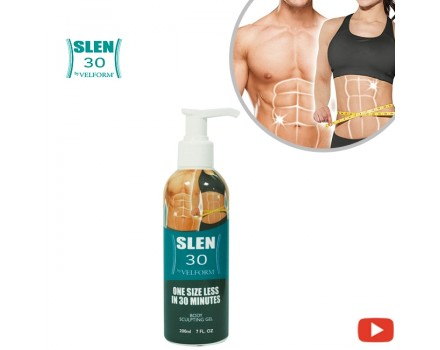 Slen 30 by Velform - Fat burning cream