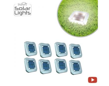 Starlyf Solar Lights Set of 8 - Led Lights