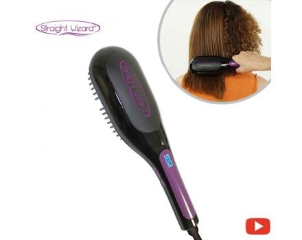 Straight Wizard - Straightening hair brush