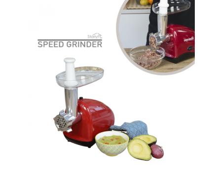 Starlyf Speed Grinder - 3-in-1 mincer, slicer and chopper