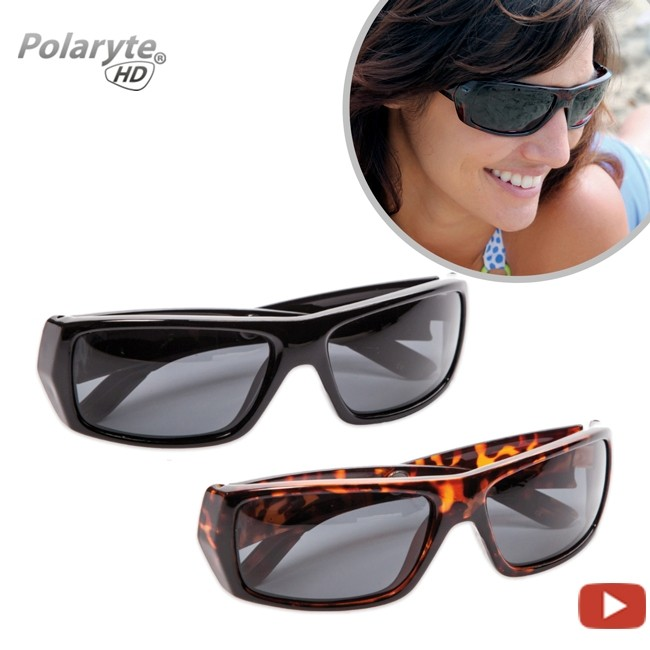 908e60405df6 Polaryte HD Sunglasses 2x1 - Sunglasses