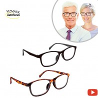 Vizmaxx Autofocus 2x1 - Reading glasses