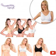 Set of 3 Comfortisse Uplift + 3 Comfortisse Bra - Lifting bra