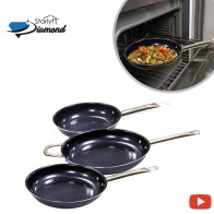 Diamond Pans - Non-stick pans