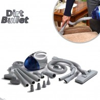 Dirt Bullet - Portable Vacuum Cleaner & Air Blower