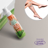 Velform Hair Erase 2x1 - Hair removal spray