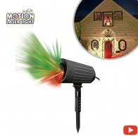 Starlyf Motion Laser Light - Laser projector for Christmas