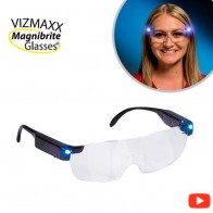 Magnibrite Glasses 2x1 - Reading Glasses