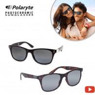 Polaryte Photocromic Sunglasses 2x1 - Sunglasses