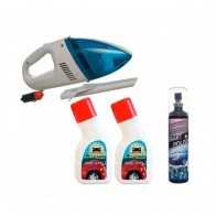 Renumax 2x1 + Smart Polish & Car Vacuum
