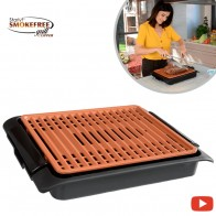 Starlyf Smokefree Grill Copper - Indoor Grill