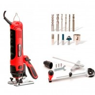 Turbothrust Saw Pro (550W and variable speed 5000 - 20.000rpm) + Fast-X-Tract