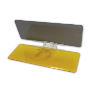 Vizclear HD Car Visor - Cut Glare When Driving