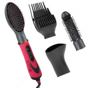 Hair brush hair dryer Velform Brush and Dry