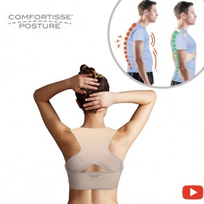 Comfortisse Posture 2x1 - Back support belt