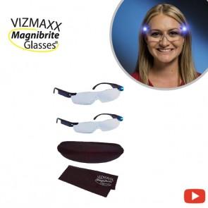 Magnibrite Glasses - Reading Glasses 2x1