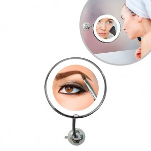 Perfect Mirror - 10x Magnification and Extendable Arm
