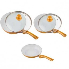 Professional Chef Gold Collection non-stick ceramic pans