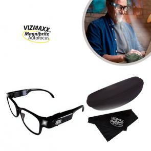 Magnibrite Autofocus Glasses 2x1 - Vision enhancing glasses
