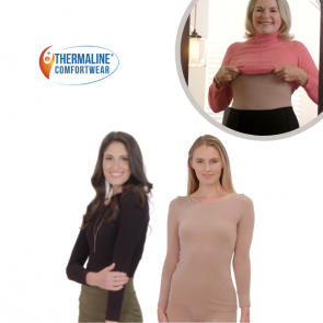 Thermaline Comfortwear 2x1 - Warm & Cosy Thermal Top