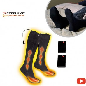 Stepluxe Thermal Socks - Heated socks
