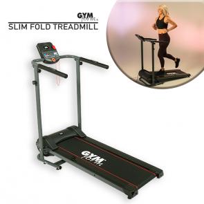 Gymform Slim Fold Treadmill - Compact & Foldable Home Treadmill