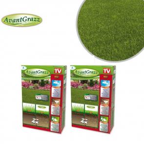 Avantgrazz 2x1 - Extra resistant lawn seed