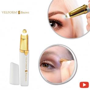Velform Brows 2x1 & Magnifying mirror - Facial Hair Remover