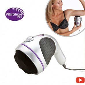 Vibraluxe Pro - Cellulite massager