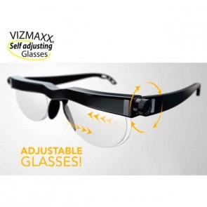 Vizmaxx Self Adjusting Glasses 2x1