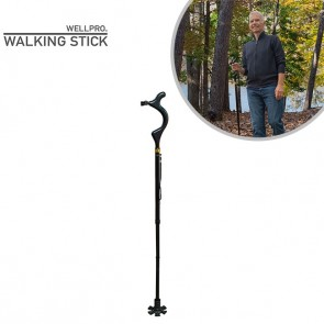 Wellpro Walking Stick 2x1