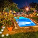 STARLYF SOLAR LIGHTS pool