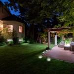 STARLYF SOLAR LIGHTS backyard