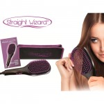 Straightening hair brush Straight Wizard