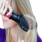 Hair Dryer Brush Velform Brush and Dry