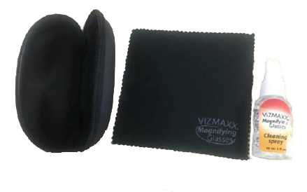Vizmaxx magnifying care kit